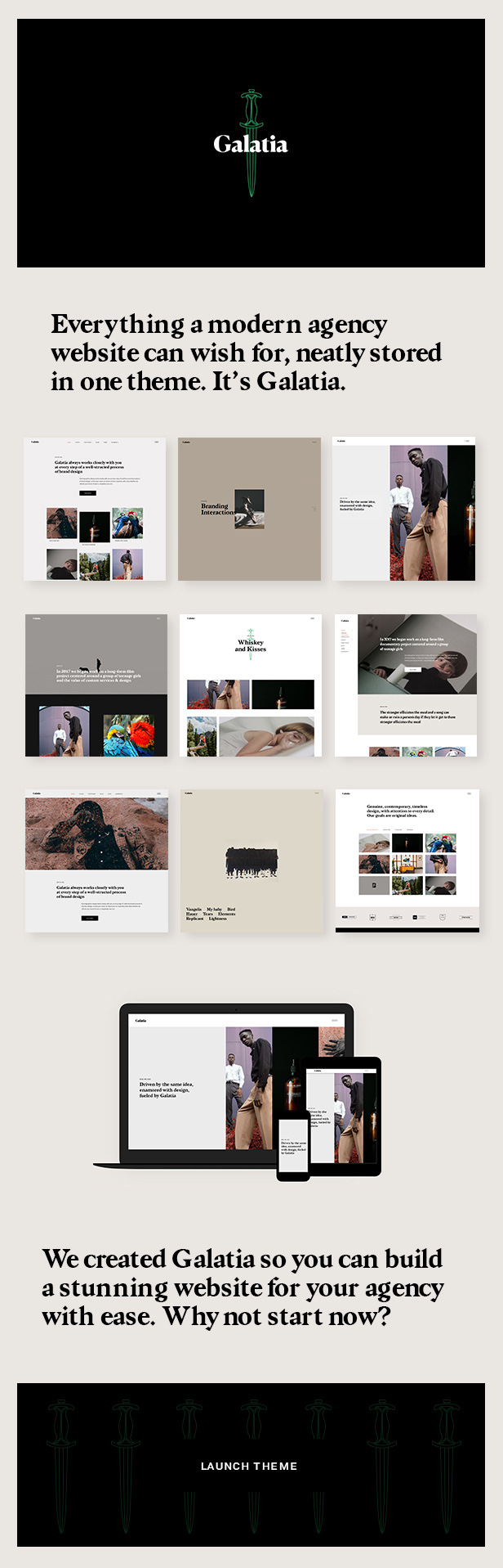 Galatia - Contemporary Agency Theme - 1
